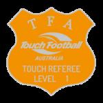 Level 1 Referee