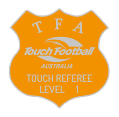 Level 1 Referee